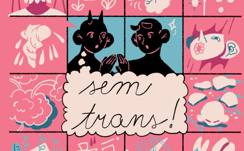 Kako naj povem, da sem trans oseba?