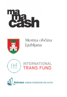 financerji: mamacash, mestna občina ljubljana, international trans fund, astraea lesbian foundation for justice
